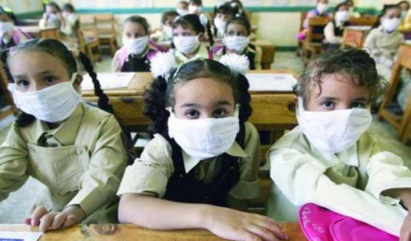 غلق المدارس