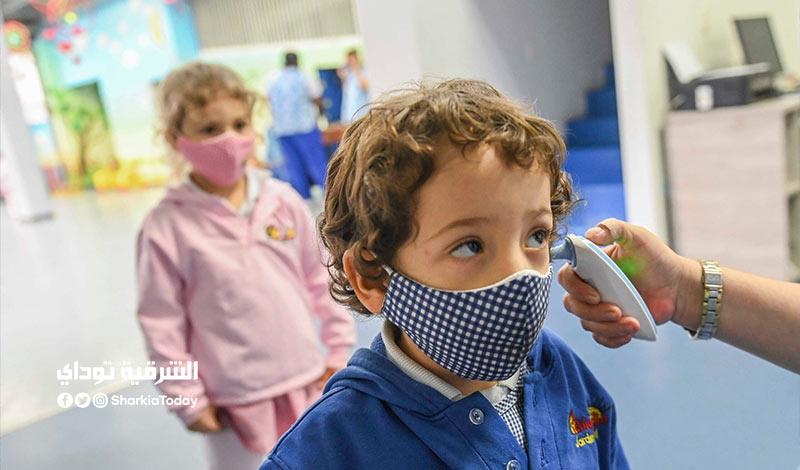 هي أعراض السلالة الجديدة لفيروس كورونا لدى الأطفال؟؟