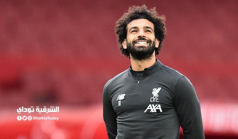 محمد صلاح افضل لاعب