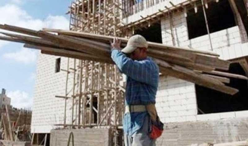 استئناف أعمال البناء