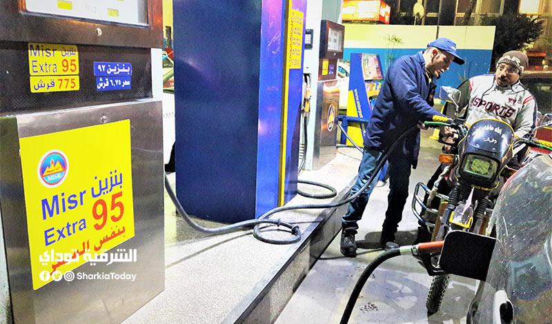 البنزين في مصر