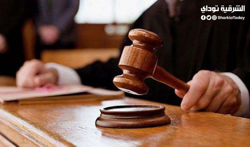 الإعدام شنقًا للمتهم بقتل شخص أمام طفلته في الشرقية
