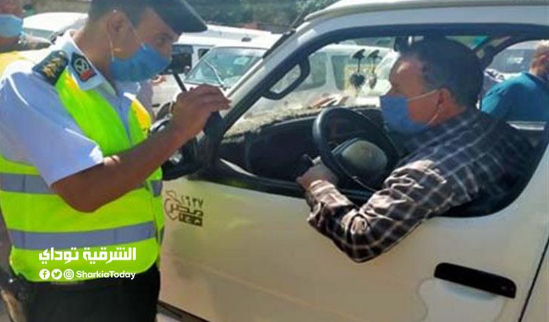 عقوبة التأخير في تجديد رخصة القيادة