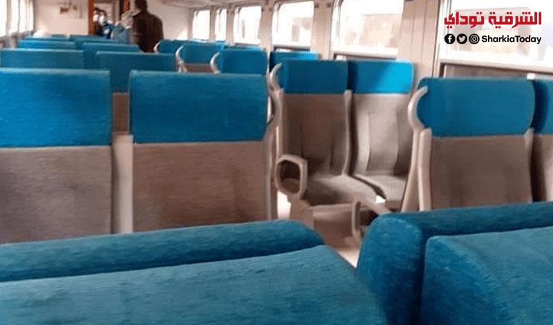 القطار الروسي الجديد
