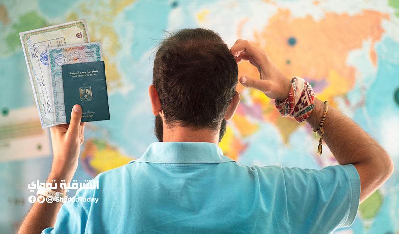 طريقة استخراج تصريح سفر إلكتروني مصر 2021.. الرسوم والأوراق وكل التفاصيل