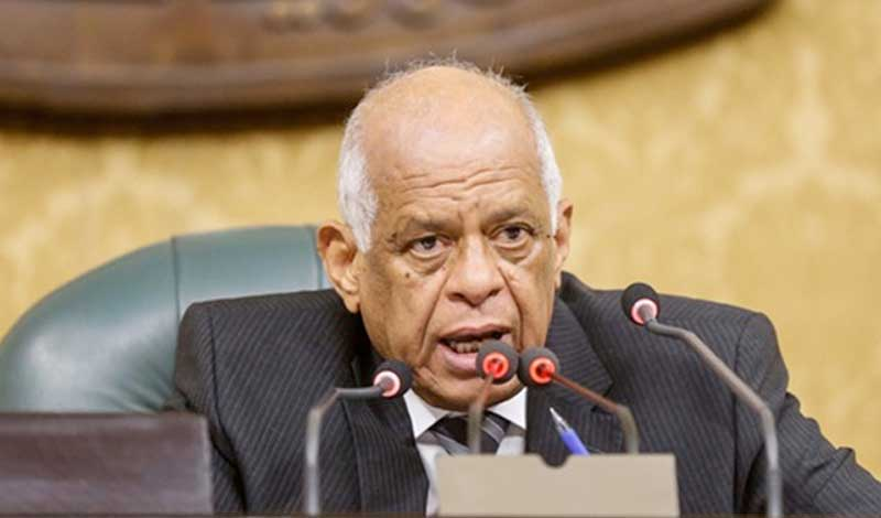 استقالة علي عبد العال