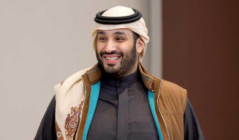شال محمد بن سلمان