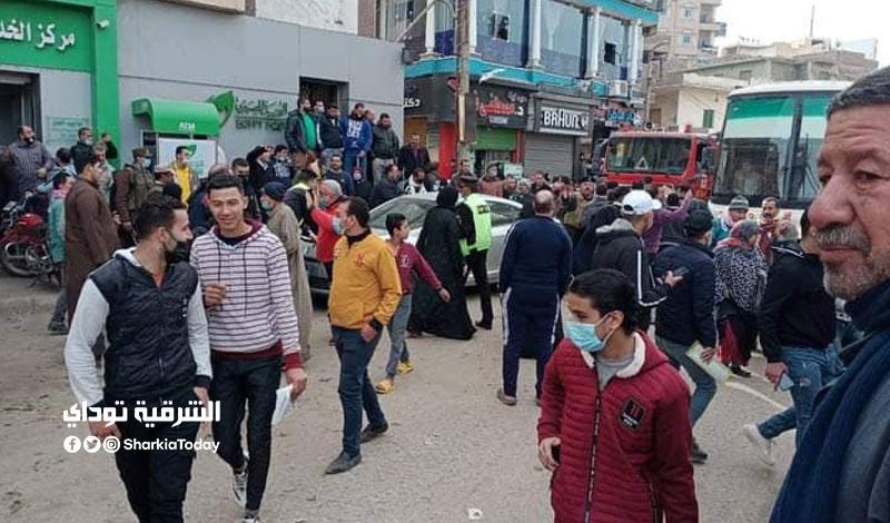 أمني يوضح حقيقة العثور على سيارة مفخخة أمام محطة أبو كبير بالشرقية 1
