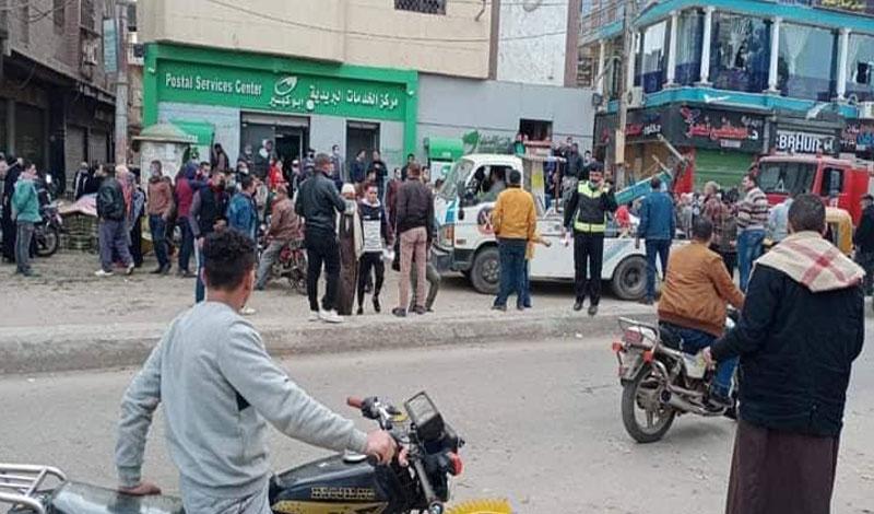 أمني يوضح حقيقة العثور على سيارة مفخخة أمام محطة أبو كبير بالشرقية 2