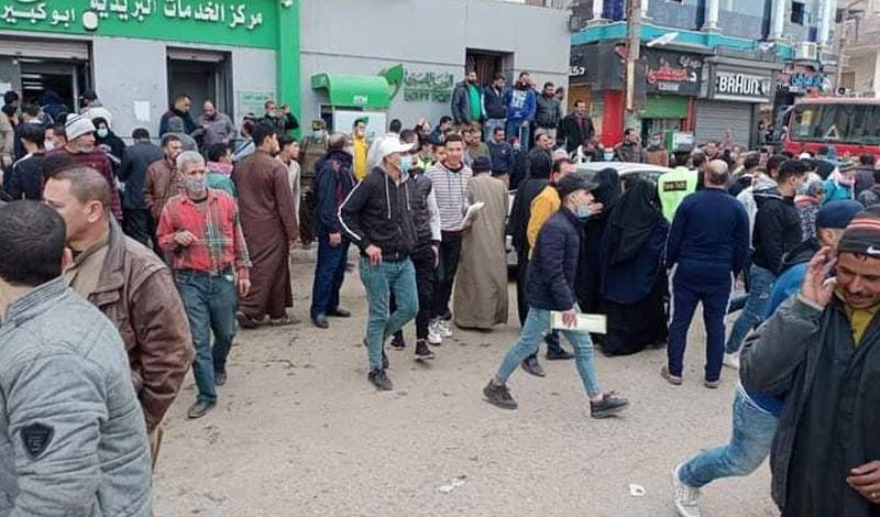 أمني يوضح حقيقة العثور على سيارة مفخخة أمام محطة أبو كبير بالشرقية 3