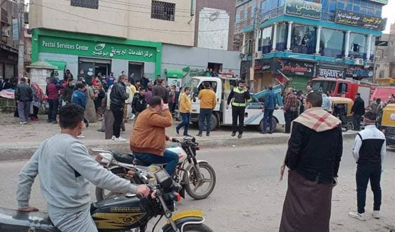 أمني يوضح حقيقة العثور على سيارة مفخخة أمام محطة أبو كبير بالشرقية 4