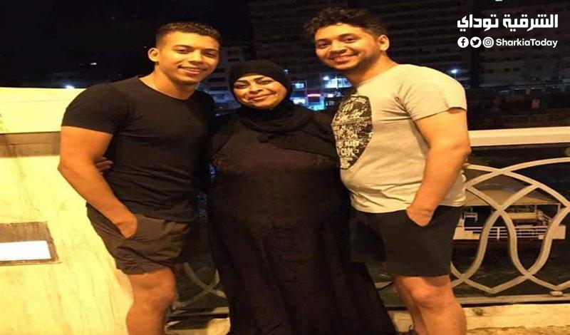 أول تعليق لنجل سيدة الاسكندرية المقتولة حرقًا بعد إحالة أوراق قاتلها للمفتي