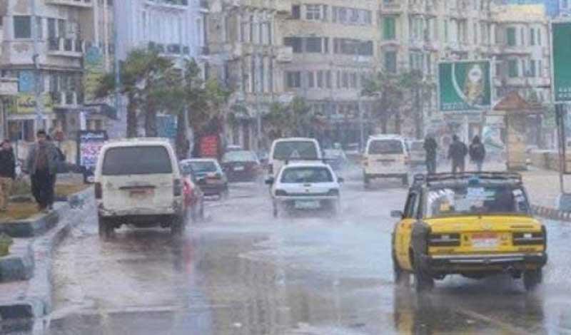الأرصاد تعلن مناطق سقوط الأمطار
