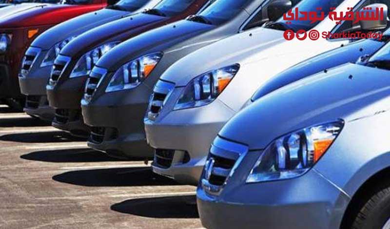رسوم جديدة على تراخيص السيارات