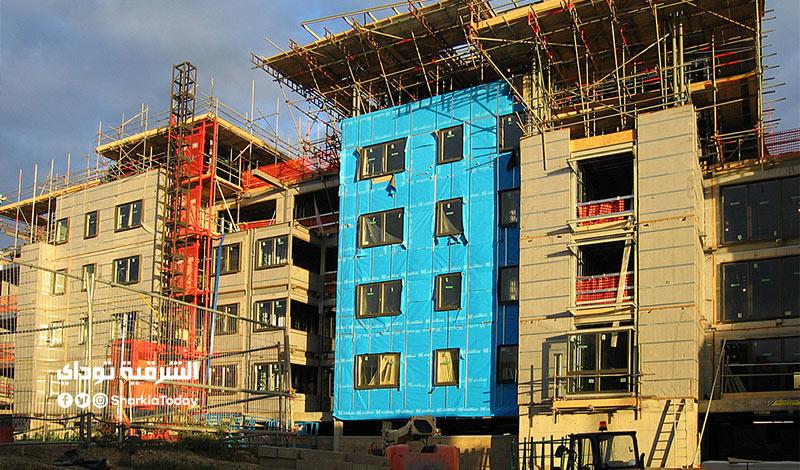 البناء الجديدة 2021