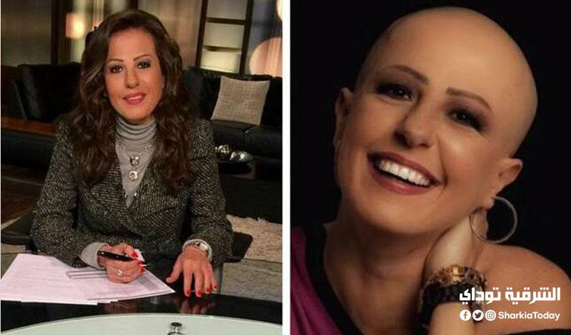 مذيعة شهيرة تعلن إصابتها بالسرطان