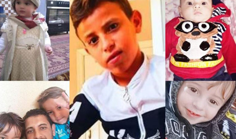 """ماسكين إيد بعض.. تفاصيل انتشال جثث 3 أطفال من ضحايا مركب الاسكندرية """"صور"""""""