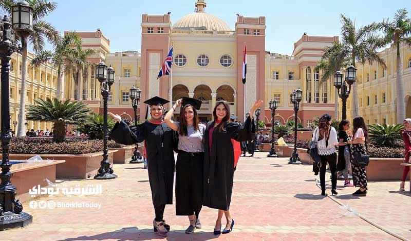 الجامعات الخاصة المعتمدة في مصر 2021