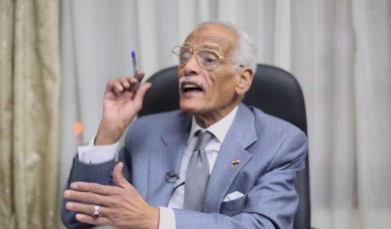 وفاة الدكتور إبراهيم عبد العاطي