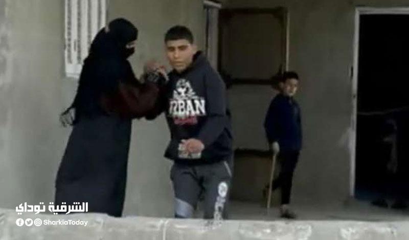 عاجلة من الرئيس السيسي لعلاج شاب مصاب بقصر في أوتار القدم من الشرقية1