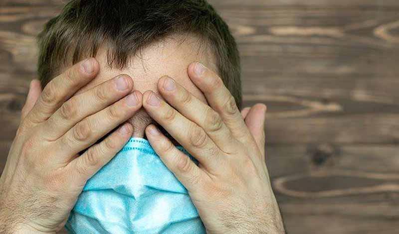 6 أعراض جديدة لكورونا