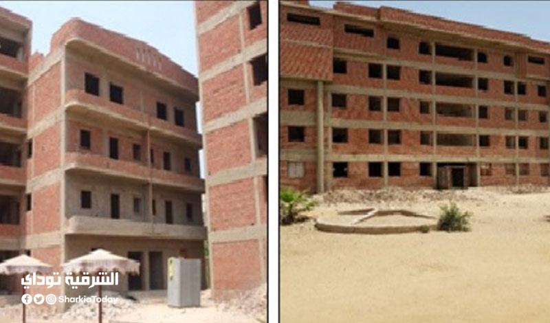 تفاصيل إنشاء مستشفى حميات فاقوس وأبو حماد