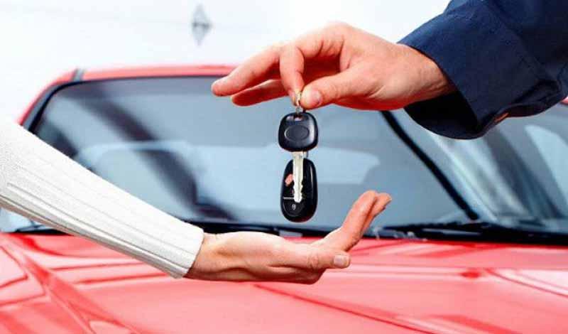 نقل ملكية سيارة