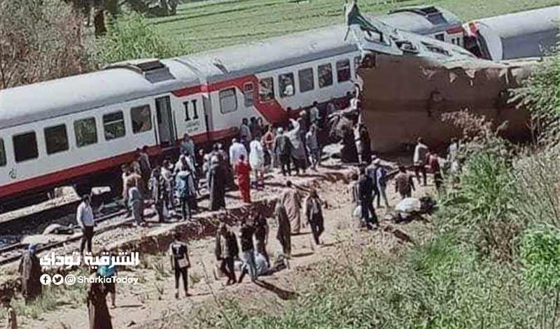 قطار سوهاج
