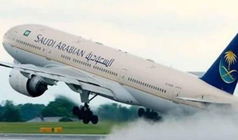 عودة الطيران إلى السعودية