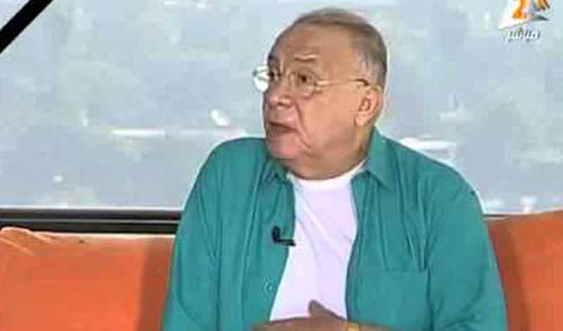 وفاة الفنان عادل هاشم