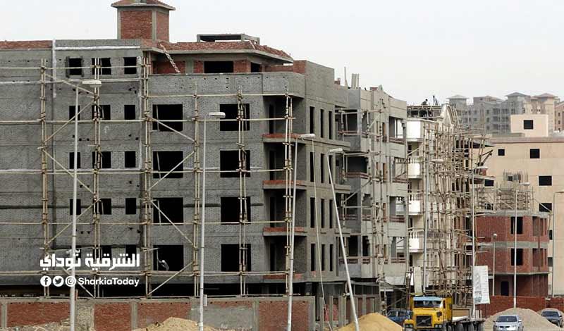 وقف تراخيص البناء الجديدة