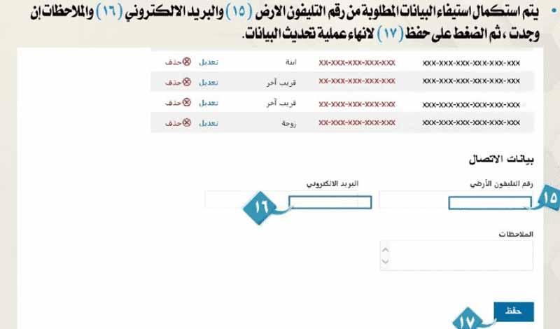 6إضافة المواليد إلكترونيًا لبطاقة التموين 2021 في موقع دعم مصر