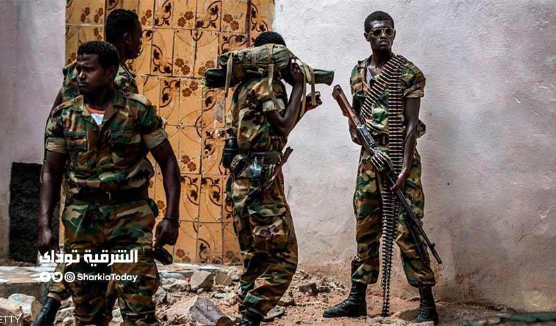 جماعة مسلحة تسيطر على مقاطعة غرب إثيوبيا