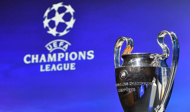 المشاركين في دوري أبطال أوروبا