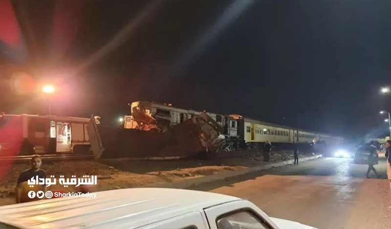 حادث قطار الإسماعيلية