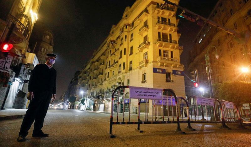 حظر تجوال في مصر خلال عيد الفطر