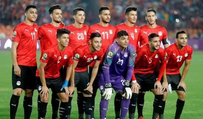مجموعة مصر بأولمبياد طوكيو 2020