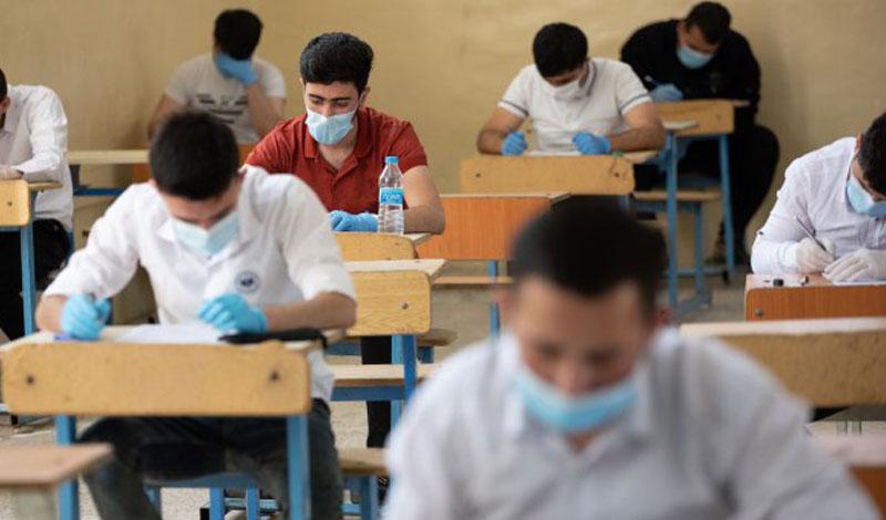 امتحانات الشهادة الإعدادية والثانوية