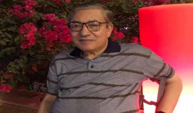 وفاة شقيق حسني مبارك