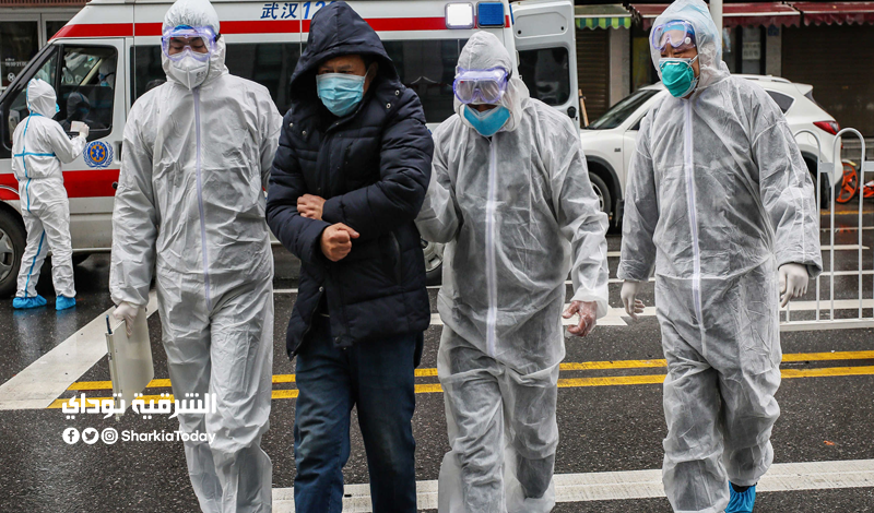 الصين تعلن عن تفش فيروس