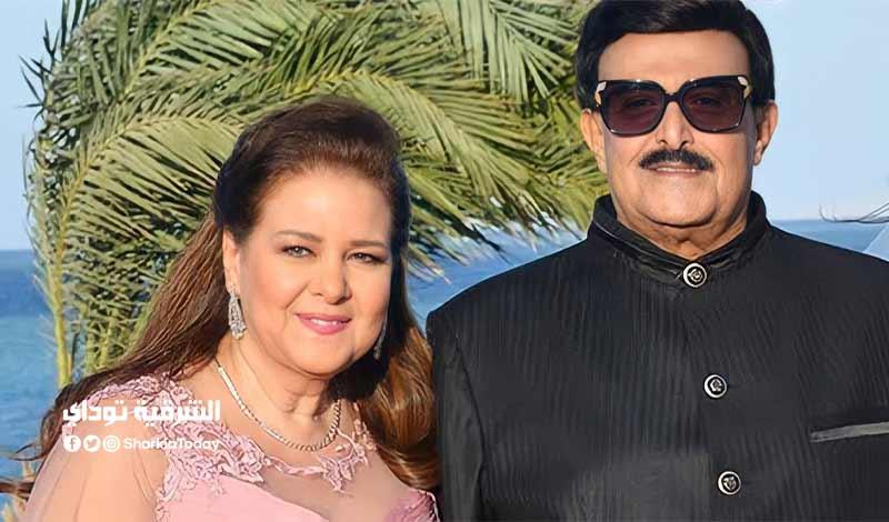دلال عبد العزيز وسمير غانم