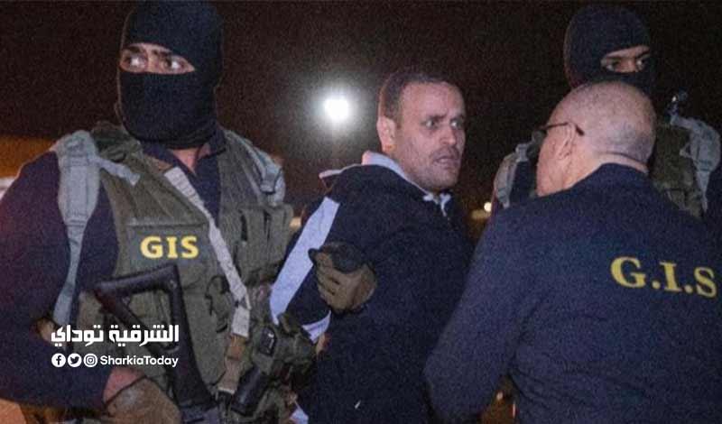 القوات الخاصة المصرية التي تؤمن رئيس المخابرات المصرية في غزة 3