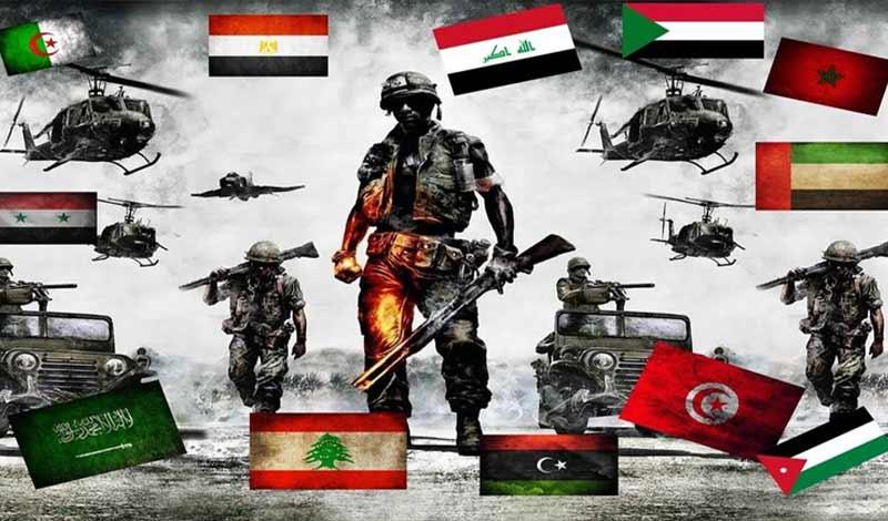 ستصبح قوة العرب إذا اتحدوا عسكريا بقيادة مصر؟