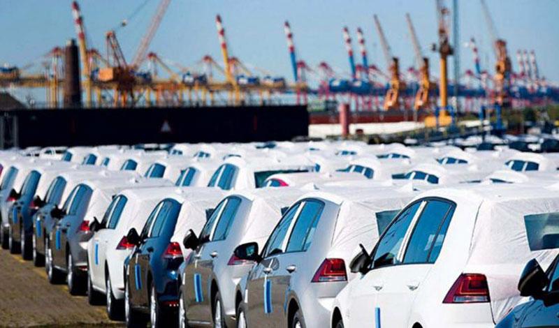وقف استيراد السيارات الكهربائية