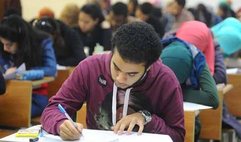 أسئلة امتحانات الثانوية العامة 2021