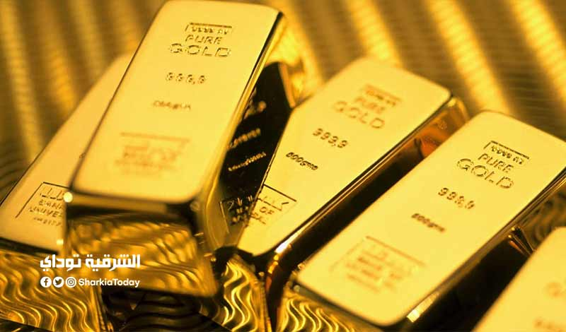 سعر جرام الذهب