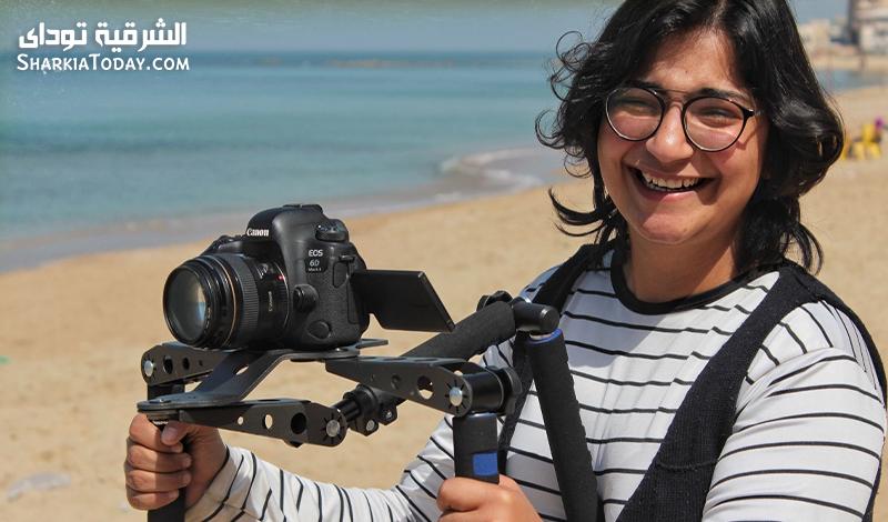 أصغر مديرة تصوير