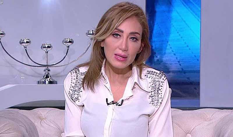 إصابة ريهام سعيد بالسكر