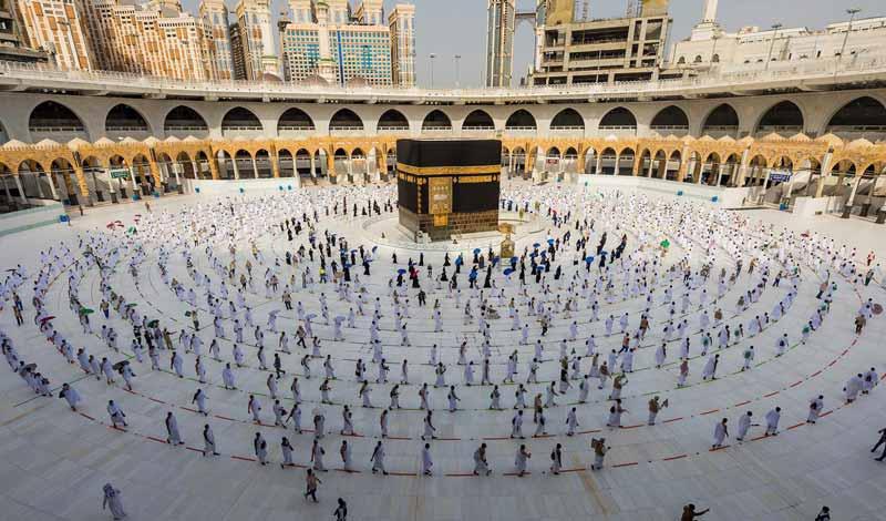 السعودية تستقبل الحجاج المصريين