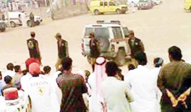 السعودية تنفذ حد الحرابة على مصري
